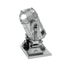 Star Wars - R2-D2 3D Laser Cut Model
