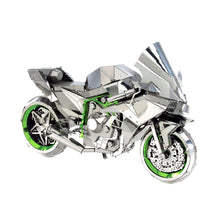 Metal Earth - ICONX KAWASAKI NINJA H2R