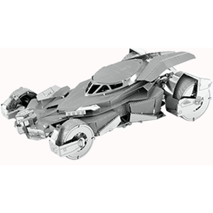 Metal Earth - Batman Dawn of Justice Batmobile 3D Laser Cut Model
