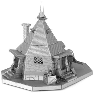 Metal Earth - Rubeus Hagrid Hut 3D Laser Cut Model