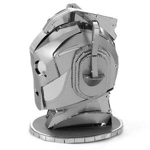 Metal Earth - DOCTOR WHO CYBERMAN HEAD
