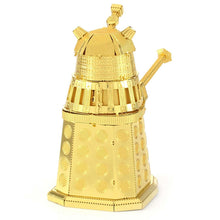 Metal Earth - DOCTOR WHO GOLD DALEK