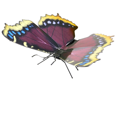 Metal Earth - Morning Cloak Butterfly 3D Laser Cut Model