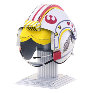 Star Wars - Luke Skywalker Helmet 3D Laser Cut Model
