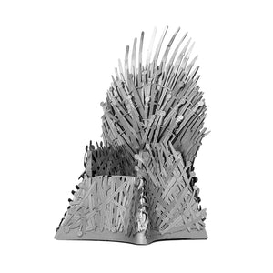 Game Of Thrones - The Iron Throne 3D Laser Cut Model (GOT)