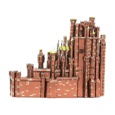 Game Of Thrones - Red Keep 3D Laser Cut Model (GOT)