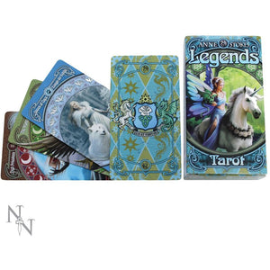 Legends Tarot Deck by Anne Stokes
