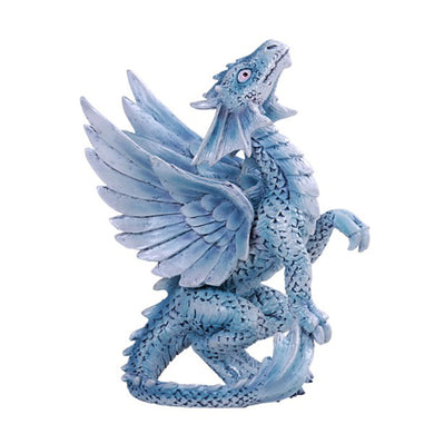Wind Dragon Wyrmling Figurine by Anne Stokes