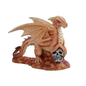 Desert Dragon Wyrmling Figurine by Anne Stokes
