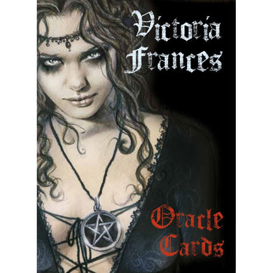 Victoria Frances Gothic Oracle Deck