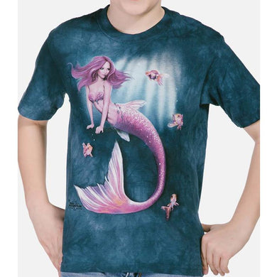 Mermaid Kids Unisex T-Shirt