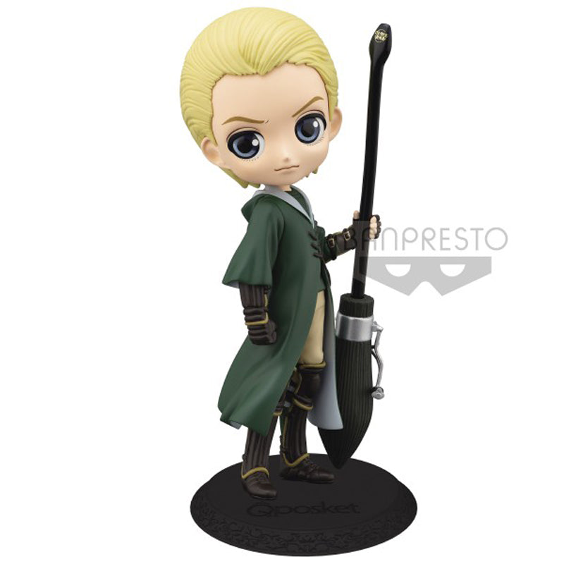 Q Posket - Quidditch Style - Draco Malfoy - A Version