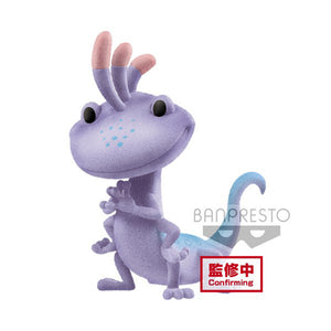 Fluffy Puffy - Petit - Disney - Monsters Inc - Randall