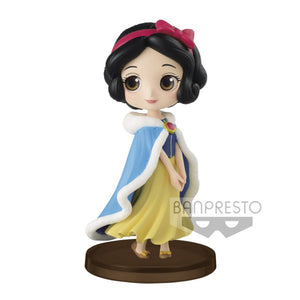 Q Posket - Petit - Disney Snow White - Winter Costume - PRE-ORDER