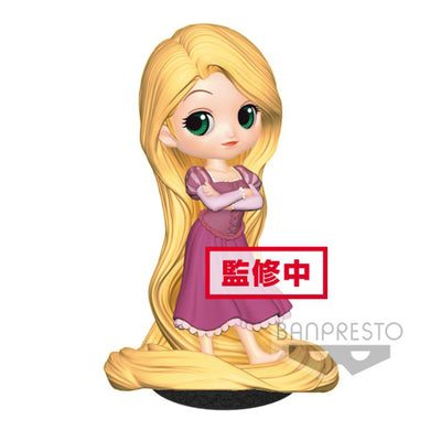 Q Posket Figurine - Rapunzel Girlish Charm - Normal Version - PRE-ORDER