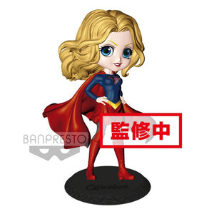 Q Posket - DC Comics - Super Girl - Version A (Ex-Display)