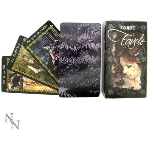 Favole Tarot Deck by Victoria Francis