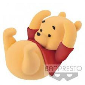Fluffy Puffy - Petit - Winnie The Pooh - Pooh