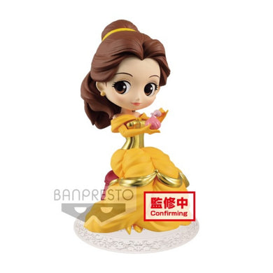 Q Posket - Disney - Perfumagic - Belle - A Version