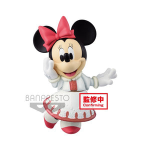 Fluffy Puffy - Disney - Minnie Mouse