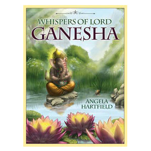 Whispers of Lord Ganesha Oracle Deck