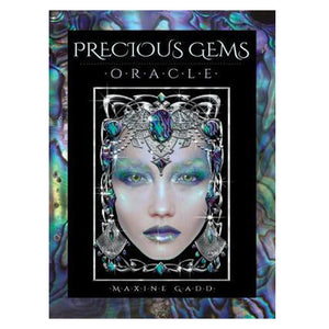 Precious Gems Oracle Cards