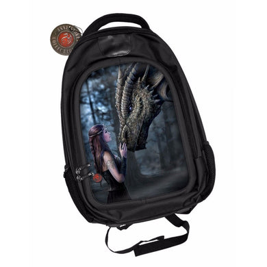 Once Upon A Time 3D Lenticular Backpack by Anne Stokes