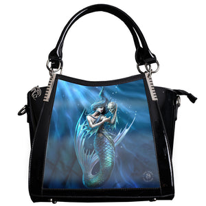 Sailors Ruin 3D Lenticular Handbag by Anne Stokes