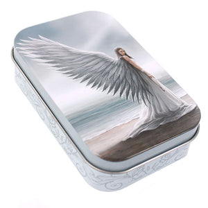 Spirit Guide Tin Box by Anne Stokes