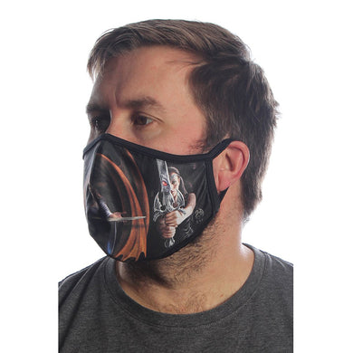 Dragon Protection Anne Stokes Face Mask