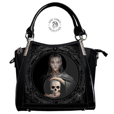 Beyond The Veil 3D Lenticular Handbag by Anne Stokes
