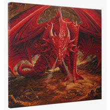 Dragons Lair Crystal Art Kit by Anne Stokes