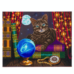 Fortune Teller LED Crystal Art Kit by Lisa Parker