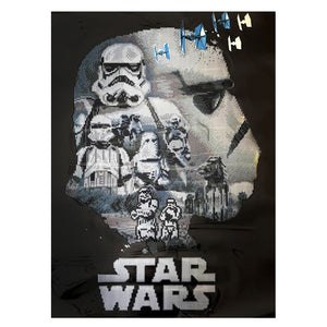 DIAMOND DOTZ - Star Wars - Storm Trooper