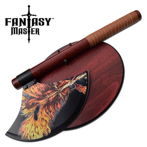 Ruth Thompson Flame Dragon Axe