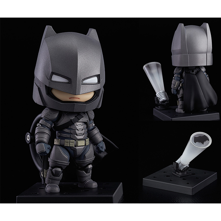 Dawn of Justice Nendoroid Batman: Justice Edition