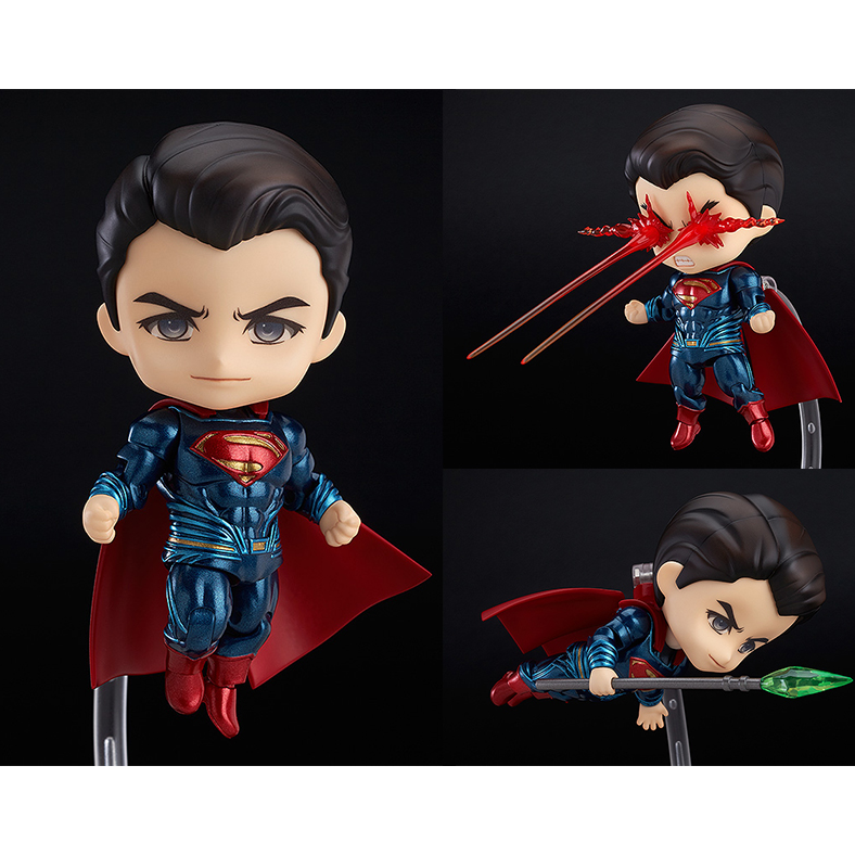 Dawn of Justice Nendoroid Superman: Justice Edition
