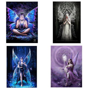 3D Postcard Pack 3 by Anne Stokes
