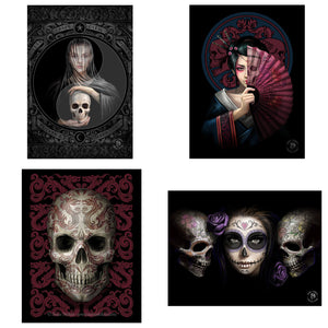 3D Postcard Pack 7 by Anne Stokes