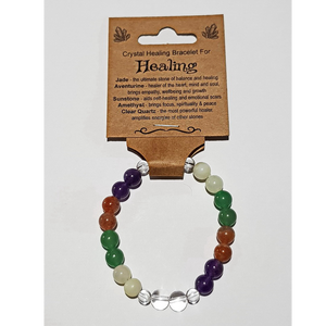 Crystal Healing Bracelet for HEALING
