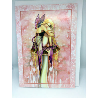 The Littlest Fairy Card by Selina Fenech