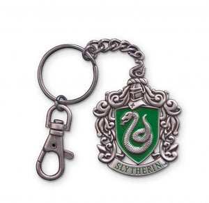 HARRY POTTER Slytherin Crest Keychain