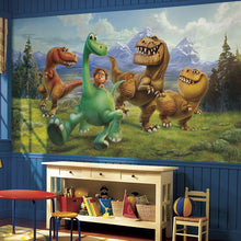 The Good Dinosaur Prepasted XL Sized Ultra-strippable Wallpaper Mural