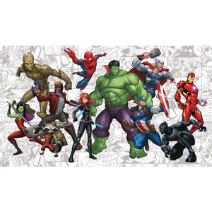 Disney Marvel Hero XL Mural