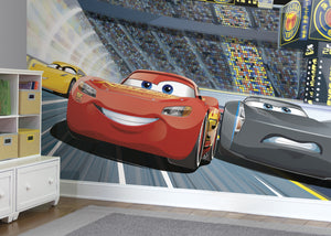Disney Cars 3 XL Wallpaper Mural