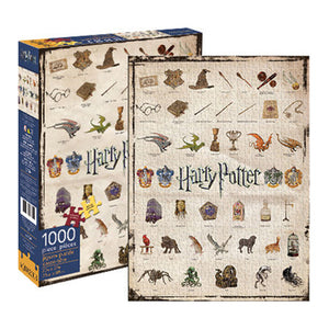 Harry Potter – Icons 1000pc Puzzle