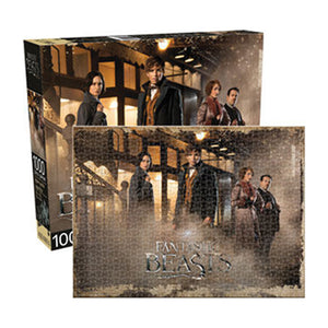 Fantastic Beasts 1000pc Puzzle