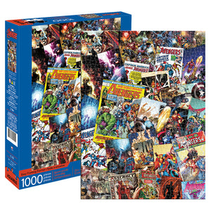 Marvel – Avengers Collage 1000pc Puzzle