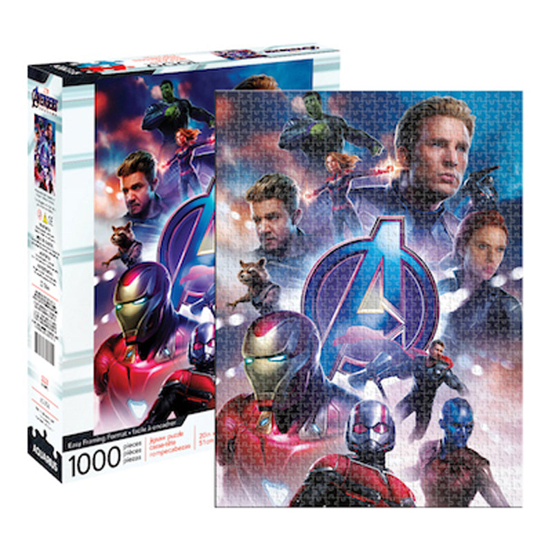 Marvel – Avengers Endgame 1000pc Puzzle