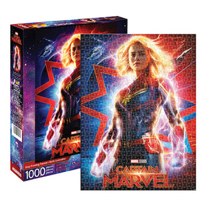 Marvel – Captain Marvel Movie 1000pc Puzzle